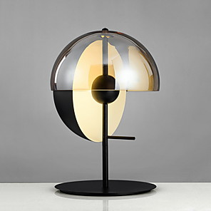 cheap Table Lamps-Modern Contemporary Nordic Style For Bedroom Study Room Office Metal 220V