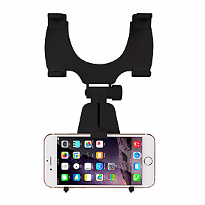 cheap Phone Mounts & Holders-Car Rearview Mirror Mount Phone Holder 360 Degree Adjustable Cell Phone Holder
