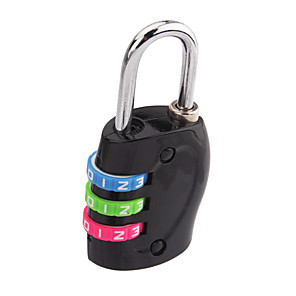cheap Travel Security-Drawer & Cabinet Lock Luggage Accessory / Convenient Plastic / Metal 6.2*3 cm