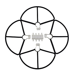 cheap RC Parts & Accessories-Hubsan Zino H117S 4 PCS Propeller Guards ABS+PC Removable / Easy to Install / Durable