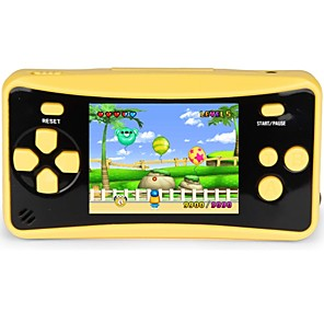 cheap Action Cameras-QS-4 Portable handheld Game Console for Children Arcade System Game Consoles Video Game Player with 2.5 Color LCD and 182 Classic Retro Games Built-in Great Birthday Gift for Kids