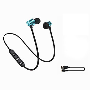 cheap Sports Headphones-LITBest XT11 Neckband Headphone Wireless Microphone Wireless Stereo with Volume Control Phone Control for Sport Fitness