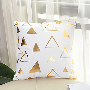 cheap Pillow Covers-1 pcs Cotton / Linen Pillow Cover Printing Food Modern Throw Pillow