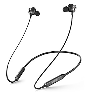 cheap TWS True Wireless Headphones-Dacom L10(G36H)Active Noise Cancelling Wireless Headphones Bluetooth Earphone V4.2 Sport Cordless Neckband Earphones Music Auriculare