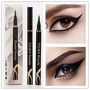 cheap Eyeliner-Brand DNM 12 Color Eyeliner Matte Waterproof Durable Color Eyeliner Pen Eye Makeup Cosmetics.