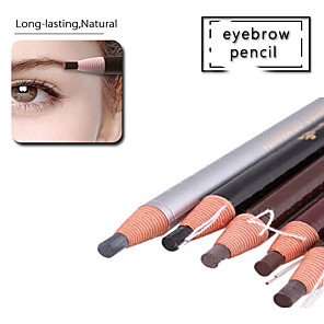 cheap Facial Care Devices-Eyebrow Pencil Waterproof lasting Ultra Light (UL) Makeup Daily General use Eyebrow Mineral Waterproof Natural Beauty 5 Colors Daily Practise Beginner Cosmetic Grooming Supplies
