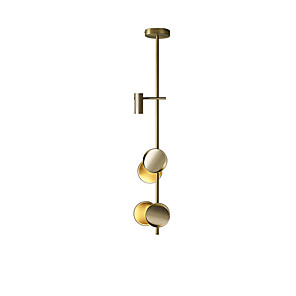 cheap Candle-Style Design-1-Light ZHISHU 15 cm LED / New Design / WIFI Control Chandelier Metal Sputnik / Industrial Painted Finishes Contemporary / Chic & Modern 110-120V / 220-240V