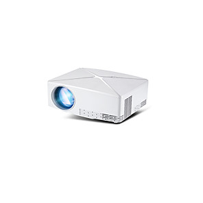 cheap Projectors-vivibright C80UP LCD LED Projector 2800 lm Android Support 4K 28~180 inch