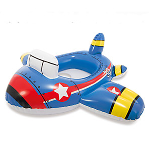 cheap Inflatable Ride-ons & Pool Floats-Donut Pool Float Inflatable Pool Plastic Summer Pool Men's Women's Kid's Adults'