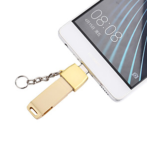 cheap Other Cables-OTG / Type-C Adapter OTG Aluminum USB Cable Adapter For Samsung / Huawei / Xiaomi