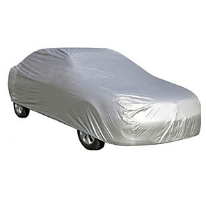 cheap Car Covers-Universal UV Waterproof Full Car Cover Outdoor Auto Sun Protection Covers