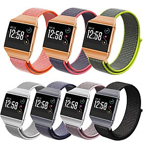 cheap Smartwatch Bands-Watch Band for Fitbit ionic Fitbit Sport Band Nylon Wrist Strap