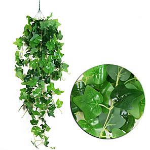 cheap Artificial Plants-Artificial Plants Plastic Modern Contemporary Wall Flower 1