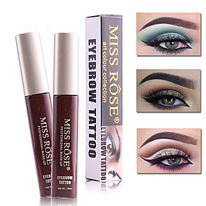 cheap Eyeliner-Eyebrow Color Easy to Carry Women 1 pcs Makeup Cosmetic General use Eyebrow Wet Long Lasting Casual / Daily School Daily Wear Date Cosmetic Grooming Supplies
