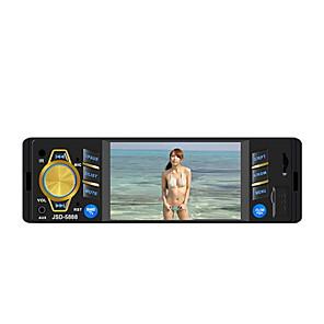cheap Car DVD Players-Car Bluetooth Reader Mp5 Car Bluetooth Mp5 Player Hands-Free Reversing Instructions
