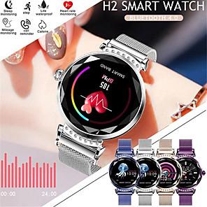 cheap Smart Wristbands-ST02 Smart Watch Women Fashion Heart Rate Monitor Smartwatch Lady Fitness Bracelet Pedometer Beautiful Comfortable Wear