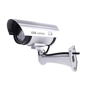 cheap CCTV Cameras-False surveillance camera simulation monitoring virtual camera simulation camera gun