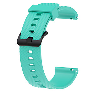 cheap Smartwatch Bands-Watch Band for Vivoactive 3 Garmin Sport Band Silicone Wrist Strap