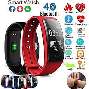 cheap Others-QS90 Plus IP67 Waterproof Smart Wristbands Blood Pressure Heart Rate Monitor Bluetooth 4.2 Sport Smart Bracelet for Android iOS
