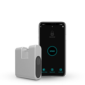 cheap Video Door Phone Systems-XB30 Padlock / Coded Lock Zinc Alloy / Alumium Alloy Waterproof / APP unlocking for Drawer / Luggage / Gym & Sports Locker