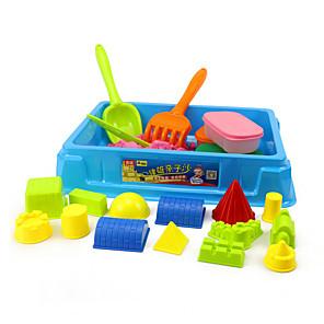 cheap Beach & Sand Toys-Beach Toy Beach Sand Toys Set Water Toys Simple Cool For Kid's All