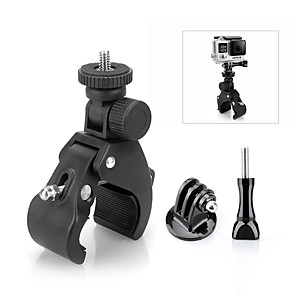 cheap Accessories For GoPro-Clip Tong Lockable handle Removable Clip-On 1039 Action Camera Road Bike Road Cycling Motobike / Motorcycle ABS Resin