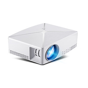 cheap Projectors-C80UP 720P LCD Projector Brand Model Image System Projector Brightness Supported Operating Systems Support