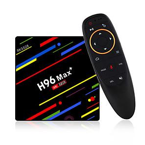 cheap TV Boxes-H96 Max  ATV 04 Android 9.0 RK3328 4GB 32GB Quad Core