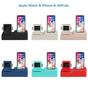 cheap Phone Mounts & Holders-Bed / Desk Mount Stand Holder Stand with Adapter New Design ABS Holder