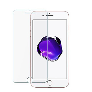cheap iPhone Screen Protectors-Screen Protector for Apple iPhone 8 Plus / iPhone 8 / iPhone 7 Plus Tempered Glass 1 pc Front Screen Protector 9H Hardness / 2.5D Curved edge / 3D Touch Compatible