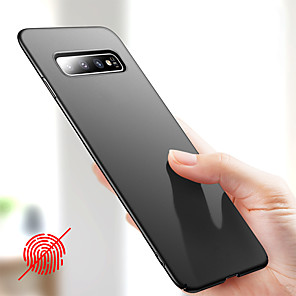 cheap Samsung Case-Ultra-slim Matte Case for Samsung Galaxy S10 Plus / S10 Cover Luxury Shockproof Hard PC Case for Samsung S10 5G / S10 E Cover