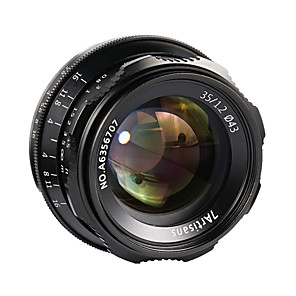 cheap Lenses-7Artisans Camera Lens 7Artisans35mmF1.2E-BforCamera