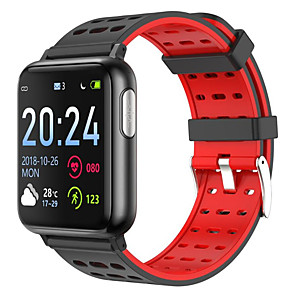 cheap Smartwatches-V5 Smart Watch BT Fitness Tracker Support Notify/ Heart Rate Monitor/ ECG Sport Bluetooth Smartwatch Compatible IOS/Android Phones