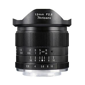 cheap Lenses-7Artisans Camera Lens 7Artisans 12mmF2.8EOSM-BforCamera