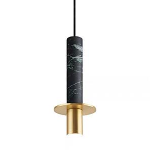 cheap Indoor Wall Lights-1-Light QIHengZhaoMing 12 cm Pendant Light Metal Glass Traditional / Classic 110-120V / 220-240V