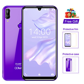 "cheap Cell Phones-OUKITEL C16 pro 5.7 inch "" 4G Smartphone (3GB + 32GB 2 mp / 8 mp MediaTek MT6761 2600 mAh mAh) / Dual Camera"