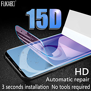 cheap iPhone Cases-Screen Protector for SAMSUNG TPU Hydrogel Front Screen Protector Explosion Proof