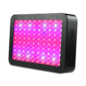 cheap Plant Growing Lights-Grow Light LED Plant Growing Light Full Spectrum Growing Light Fixture Red 85-265 V 1000W 5160-5950 lm 100 LED Beads Indoor Greenhouse Hydroponic