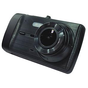 cheap Car DVR-btutz LCD 1080p Full HD Car DVR 170 Degree Wide Angle CCD 4 inch LCD Dash Cam with G-Sensor / Parking Monitoring Car Recorder