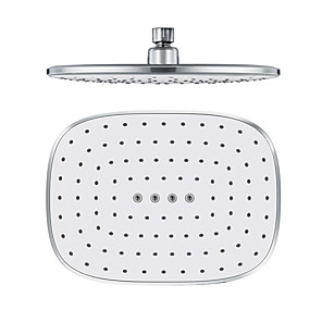 cheap Rain Shower-Contemporary Rain Shower Electroplated Feature - Shower, Shower Head