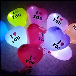 cheap Balloons-Balloon Light Up Toy Party Inflatable Adults' for Birthday Gifts and Party Favors  Birthday