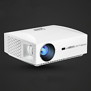 cheap Projectors-1080P Projector F30 Home Theater 360ANSI Lumen 3D Projecto