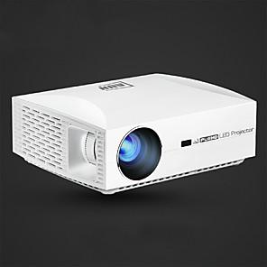 levne Projektory-1080p projektor f30 domácí kino 360ansi lumen 3d projecto