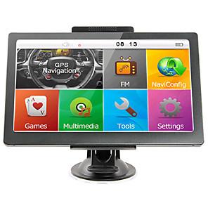cheap Car DVD Players-7 inch Car GPS Navigation 256/8GB support Russia/EU/South America/Asia/Africa/AU NZ Maps