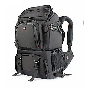cheap Bags & Cases-Backpack Camera Bag Waterproof / Shockproof Polyester