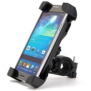 cheap Phone Mounts & Holders-360 Bike Motorcycle Handlebar Mount Holder Universal For iPhone/Huawei/Xiaomi/Samsung Phone