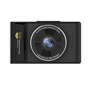 cheap Car DVR-Junsun Q8 1080P Car DVR Camera WDR 3 Inch 170 Wide-Angle G-sensor Parking Monitor Motion Detection Super NightVision Car Recorder Dash Cam