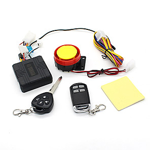 cheap GPS Tracking Devices-12V 100m Universal Motorcycle Burglar Alarm Scooter Alarm Sirens