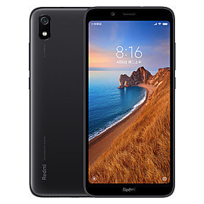 "abordables Smartphone-Xiaomi Redmi 7A Global Version 5.45 pouce "" Smartphone 4G (2GB + 16GB 12 mp Qualcomm Snapdragon 439 4000 mAh mAh)"