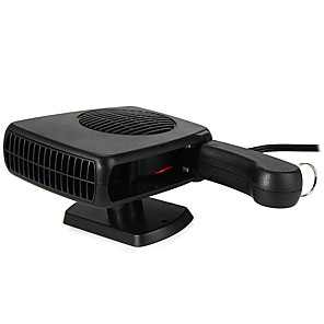 cheap Disinfection & Sterilizer-12V 150W Car Heater Heating Fan 2 in 1 Dryer Windshield Demister Defroster for Vehicle Temperature Control Device